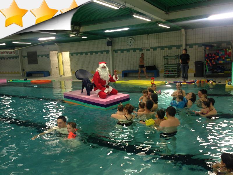 Cnf club des nageurs du forez jardin aquatique - Piscine saint just saint rambert ...